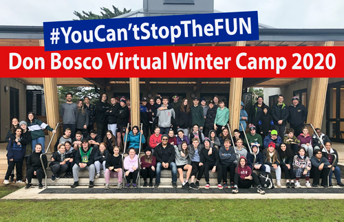 2020 Don Bosco Virtual Winter Camps